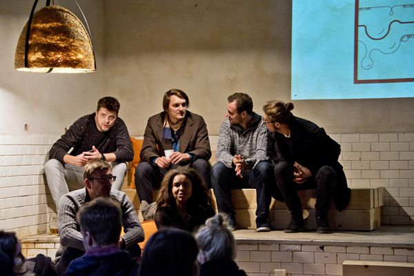 Brno Design Days / The Destillery - Social Reactor / 2016 / den druhý / III