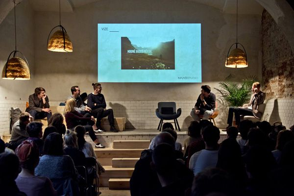 Brno Design Days / The Destillery - Social Reactor / 2016 / den druhý / MAAD studio / II